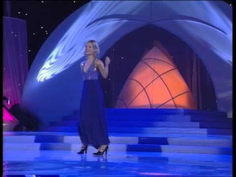 Minea - Moj živote bit će bolje @ Miss BiH 1999