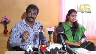 Arun Pandiyan Press Meet For Savalesamali Release