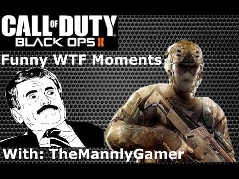 Funny Black Ops 2 WTF Moments! (Porno pose, KillCam Glitches, Snapchat, And More!)