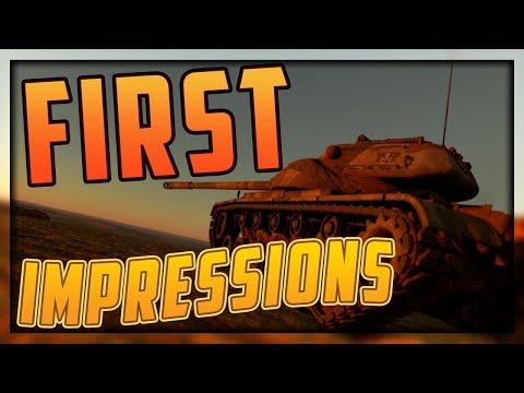 WT    T54E1- First Impressions thumbnail