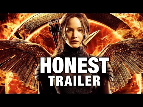 Honest Trailers - The Hunger Games: Mockingjay, Part 1