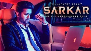 SARKAR Official Second Look Reaction | Thalapathy Vijay