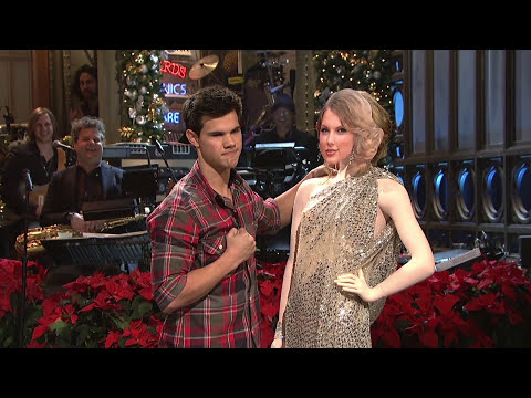 Taylor Lautner Monologue: VMA Avengence - Saturday Night Live