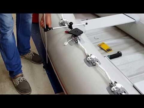 крепеж fasten для лодок