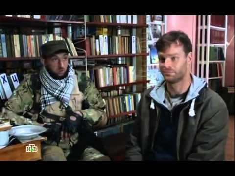 Военный корреспондент - Остросюжетный худ фильм о войне на Донбассе