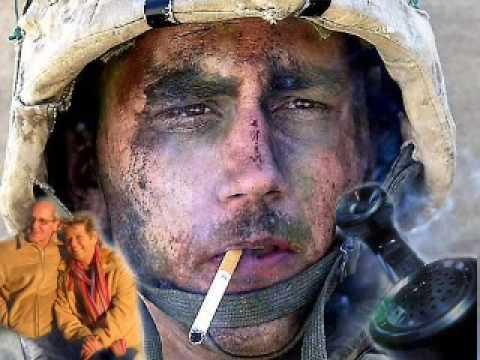 reflecciones la mano peluda   la carta de un soldado