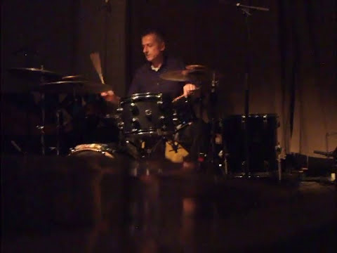 Stephen O'Malley (Sunn O)))) and Steve Noble, Cafe Oto
