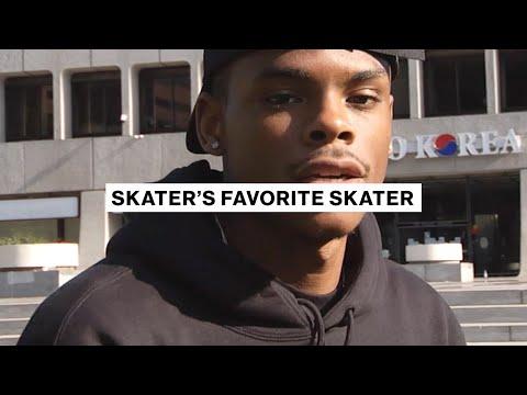 Skater's Favorite Skater | Robert Neal
