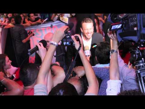 Sex Tape - Alfombra Roja Nuestro Video Prohibido - Ciudad De México video