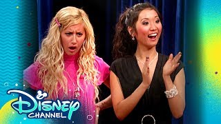 High School Musical Audition | Throwback Thursday | The Suite Life of Zack and Cody | Disney Channel