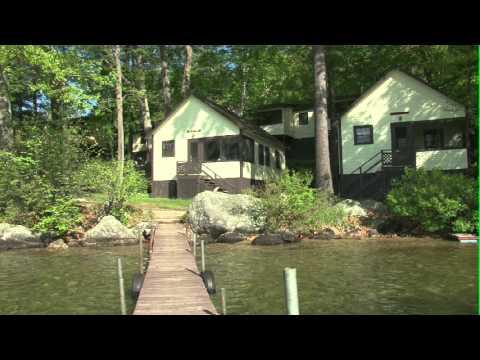 New Hampshire Fishing Destination - the Boulders Motel & Cottages