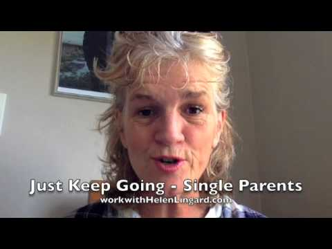 Just Keep Going - Single Parents