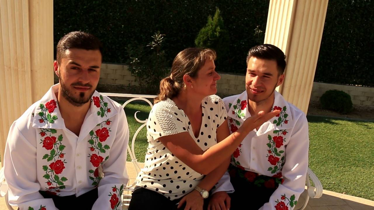 Marinel Hotca - Mama cand ne-ai leganat