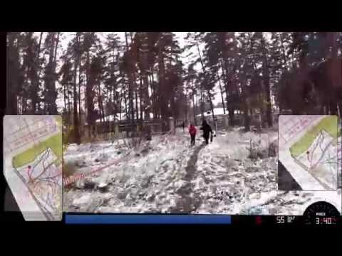 Dzerzhinsk district championship in foot Orienteering