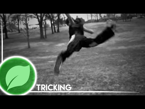 Butterfly Kick Tutorial