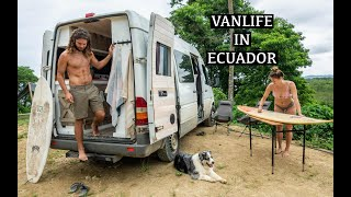 The Simple Life.   Van Life in Ecuador