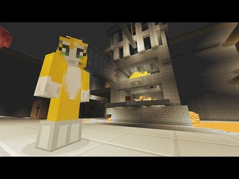 Minecraft Xbox - Toy Story 2 - Basement - {4}