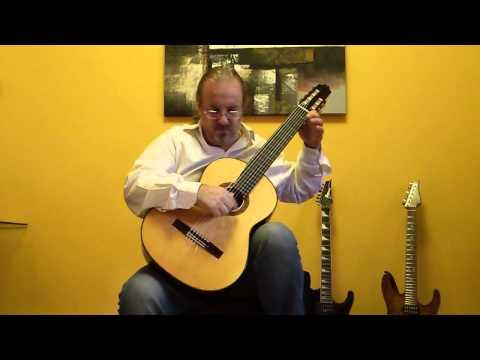 Matteo Carcassi Etude No 11 Op.60