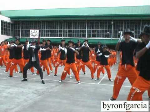 "Dancing Inmates are ""Dangerous"""