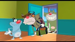 Oggy and the Cockroaches 2016 Cartoons All New Episodes HD ★ Full Compilation 1 Hour (Part 12)