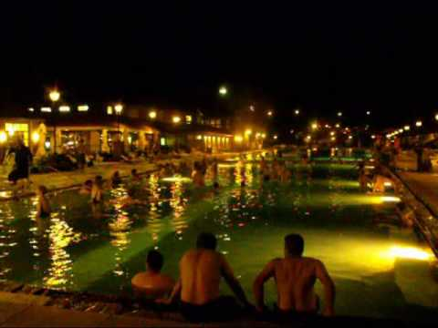 Hot Springs in Colorado - Glenwood Hot Springs (Glenwood Springs)