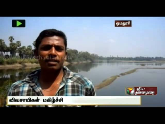 Farmers request diversion of water going waste