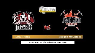 30 - Play-in 2: Turku Titans – Jagged Mountains