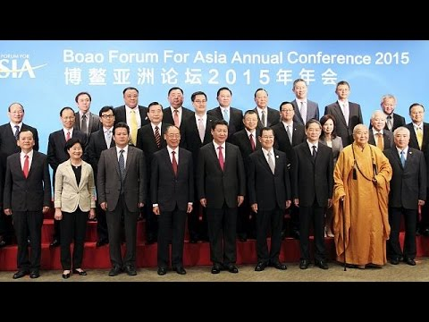 China: Xi Jinping opens Boao Forum
