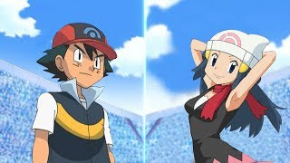 Pokémon Battle USUM: Sinnoh Ash Vs Dawn (Diamond and Pearl Companion)