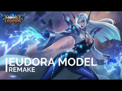 Mobile Legends - How To Get Eudora Epic Skin? Update 1.1.94 Patch Note | New Ui,Skin,Hero and More