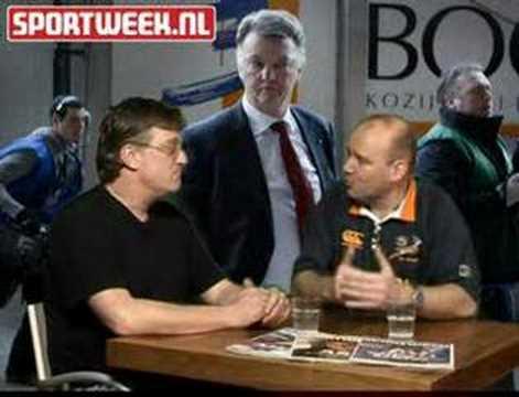Aflevering 6 van Sportweek TV met Mark van den Heuvel en Edwin Struis. Het wekelijkse internet tv-programma waarin actuele voetbalzaken worden besproken. Deze week over Louis van Gaal, Arjen...