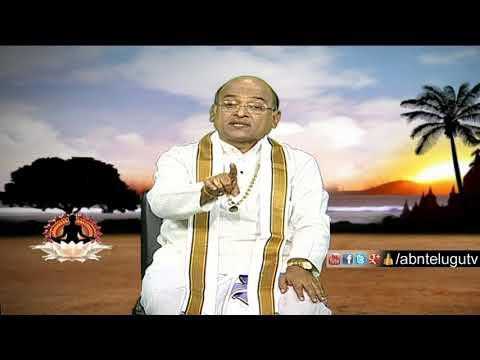 Garikapati Narasimha Rao About Desires | Nava Jeevana Vedam | Episode 1366 | ABN Telugu