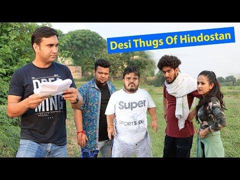 Desi Thugs of Hindostan   Episode 01 - Kidnap   Lalit Shokeen Films thumbnail