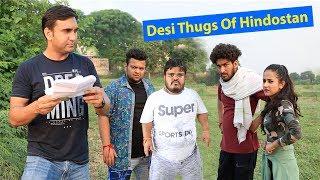 Desi Thugs of Hindostan   Episode 01 - Kidnap   Lalit Shokeen Films