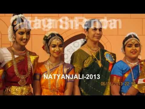 Natyanjali 2013 - Sri Sailusha In - Aangikam Bhuvanam video