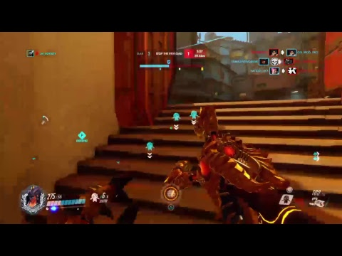 Overwatch | Placements