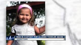 Police will recommend charges in Sheboygan toddler abuse case