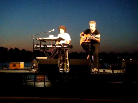 Rob Dickinson - Mercy Street (Peter Gabriel song) - live at Red Bank, NJ 8/1/2008
