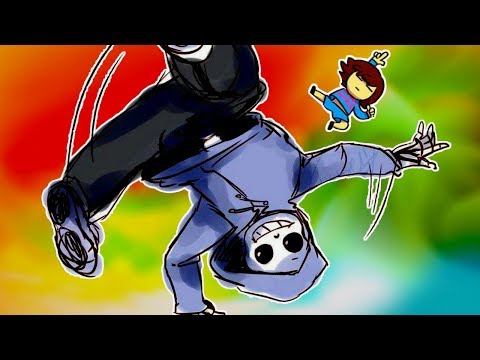 DANCE WITH SANS | 3 Undertale fangames