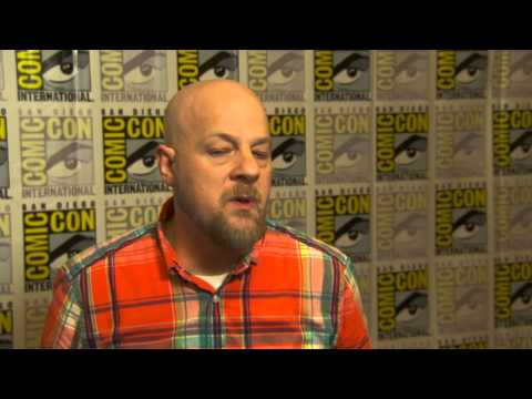Hannibal: Scott Thompson Comic Con 2014 TV Interview