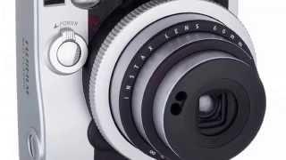 Fujifilm Instax Mini 90 Neo | Classic Instant Film Camera