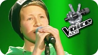 Bauch und Kopf - Mark Forster (Luca W.) | The Voice Kids 2015 | Blind Auditions | SAT.1