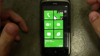 HTC Mozart Windows Phone 7 Full Review