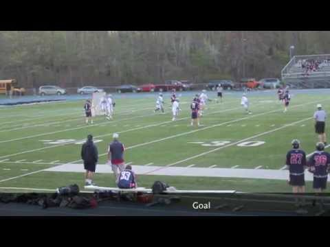 Kyle Lutinski New Fairfield High School Attack Class of 2015 Highlights