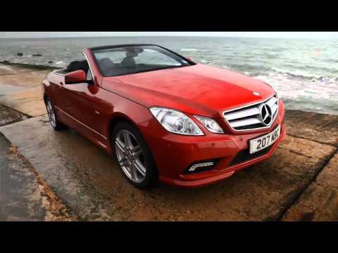 Mercedes-Benz 2011 E-Class Cabriolet Promo-видео