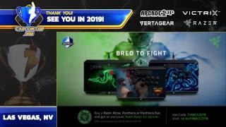 Capcom Cup 2018 - Top 8!