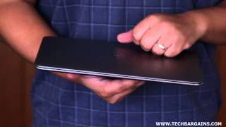 Dell XPS 13 Ultrabook Unboxing (HD)