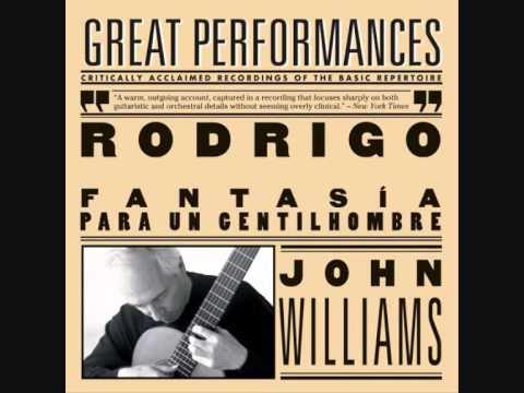 Хоакин Родриго - Fantasia Para Un Gentilhombre Complete