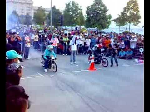 SPRINTEST PUTRAJAYA-HMF VS AMAT AYAM MOTOR