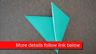 Origami Instructions Origami Simple Frog